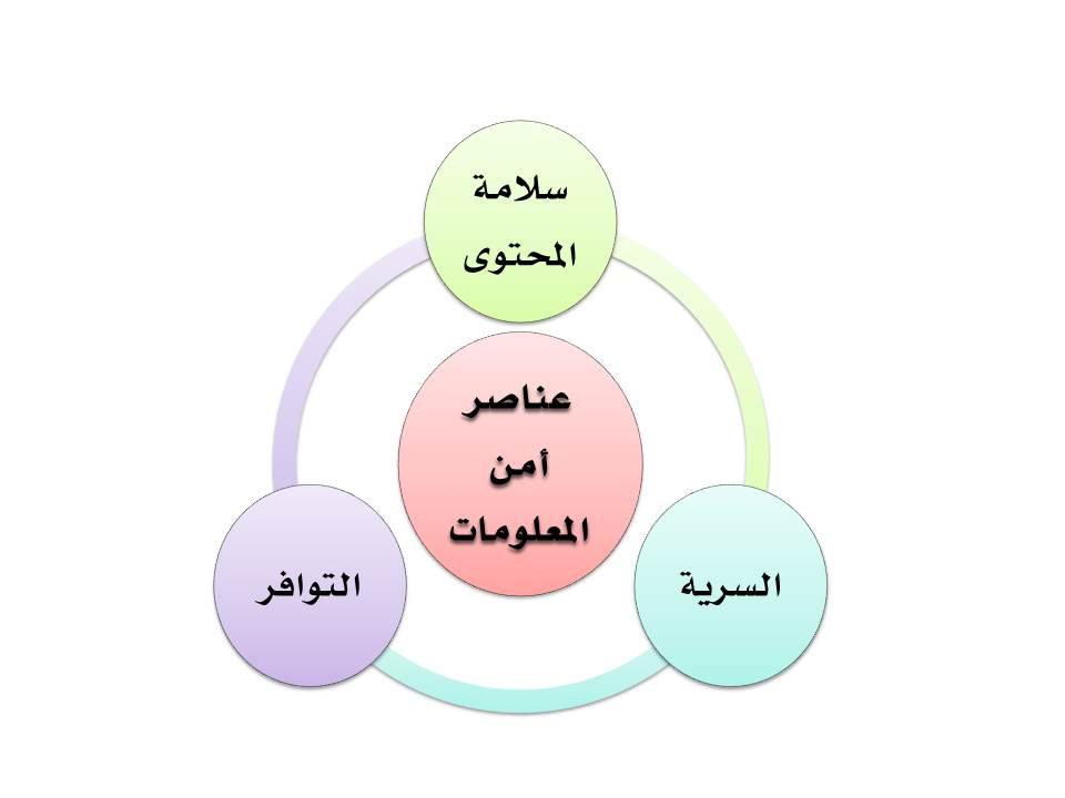 أمن المعلومات Information Security Shms Saudi Oer Network