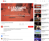 E-learning Gamification Made Simple