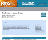The Needs of Living Things