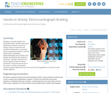 Electrocardiograph Building