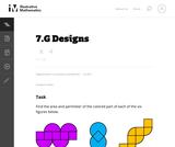7.G Designs