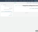 Compartive and Superlative form
