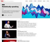 10 TED Talks on statistics