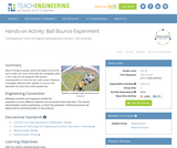 Ball Bounce Experiment