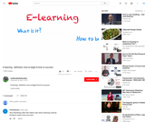 E-learning : definition, how to begin & how to success