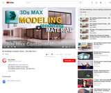 3D modeling Container House _ 3Ds Max_Part 1