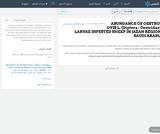 ABUNDANCE OF OESTRUS OVIS L. (Diptera : Oestridae), LARVAE INFESTED SHEEP IN JAZAN REGION, SAUDI ARABIA