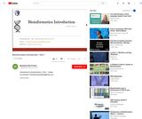 Bioinformatics Introduction - Part 1