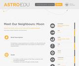 Meet Our Neighbours: Moon