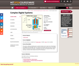 Complex Digital Systems