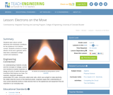 Electrons on the Move