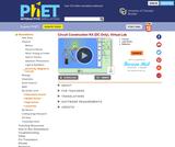 Circuit Construction Kit (DC Only), Virtual Lab