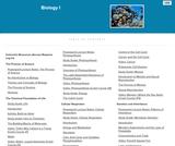 Biology I