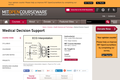 Medical Decision Support, Fall 2005