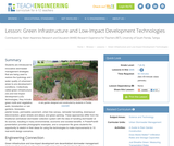 Green Infrastructure and Low-Impact Development Technologies