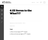 6.EE Seven to the What?!?