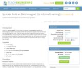 Build an Electromagnet! (for Informal Learning)