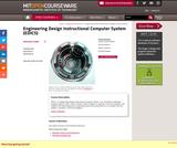 Engineering Design Instructional Computer System (EDICS)