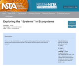 "Exploring the ""Systems"" in Ecosystems"