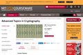 Advanced Topics in Cryptography, Spring 2003