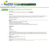Bridges, Building and Breaking