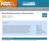 Model Building Activity of Electrostatics