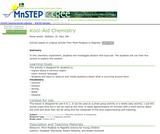 Kool Aid Chemistry