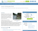 Earthquakes Rock!