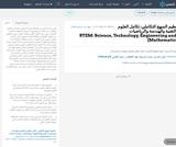تنظيم المنهج التكاملي: تكامل العلوم والتقنية والهندسة والرياضيات  (STEM: Science, Technology, Engineering and Mathematics)