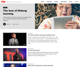5 TED Talks that celebrate lifelong learning