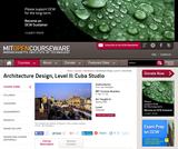 Architecture Design, Level II: Cuba Studio, Spring 2004
