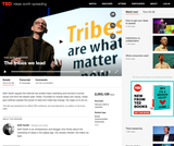 Seth Godin: The tribes we lead