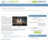 Sensing Air Pollution