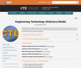 Engineering Technology (Robotics) Model