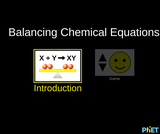 Balancing Chemical Equations Game