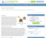Heat Transfer Lesson