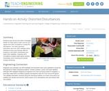 Distorted Disturbances
