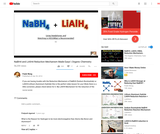 0:12 / 13:40 NaBH4 and LiAlH4 Reduction Mechanism Made Easy! | Organic Chemistry