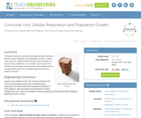 Cellular Respiration and Population Growth