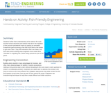 Fish-Friendly Engineering