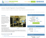 Audio Engineers: Sound Weavers