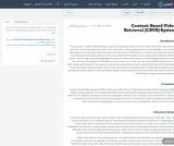 Content-Based Video Retrieval (CBVR) System