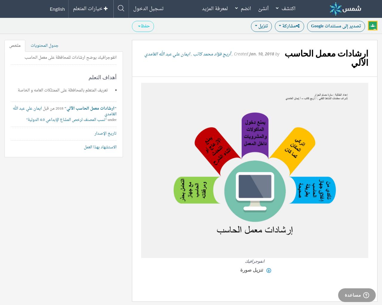 SHMS  Saudi OER Network
